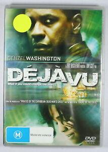 Deja Vu DVD FREE POST