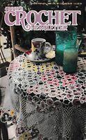 Annie/'s Crochet Newsletter No July-August 1992 ~ 39 crochet patterns 58