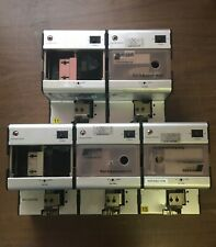Lot Of 5 Delta Regis Drff 520 Automatic Scewfeeders For Parts