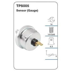 Tridon Oil Pressure Switch TPS005 fits Mitsubishi Sigma 1.6 (GE), 1.6 (GJ,GK,...