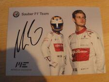 original Marcus Ericsson - Formel 1