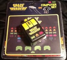 SPACE INVADERS Computer Set MINT USB Optical Mouse and Pad  50FIFTY