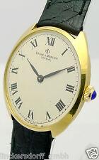 Baume & Mercier Genéve 18ct oro señores reloj de pulsera-de los años 70er