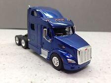 HO 1/87 TSH # 120 Peterbilt 587 Tandem Axle Tractor - Blue