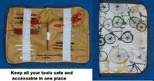 PADDED ZIP TOOL WALLET - KEEP ALL YOUR TOOLS SAFE AND IN ONE PLACE