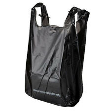 T Shirt Plastic Grocery / Shopping Bags Small 1/9 Plastic Bag HDPE Heavy Duty