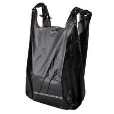 500 pcs Heavy Duty Extra Large T shirt plastic bags | eBay