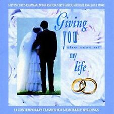 Giving You the Rest of My Life, Classics for Memorable Weddings (CD, 1994)