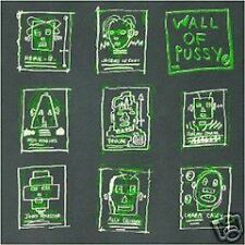 wall of pussy - akasha,artery,spacer.. 12 tracks 1996