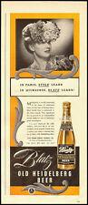 1940 Vintage ad Bladz Old Heidelberg Beer/Milwaukee, Blatz beer leads (021913)