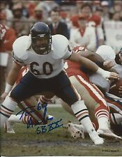1985 Chicago Bears Tom Andrews Autograph Signed Photo Super Bowl XX
