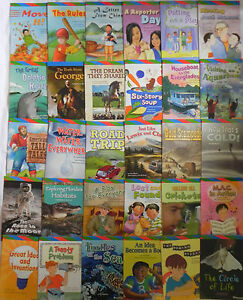 Storytown 5th Grade Level 5 Ell Leveled Readers Collection Paperback 30 Books