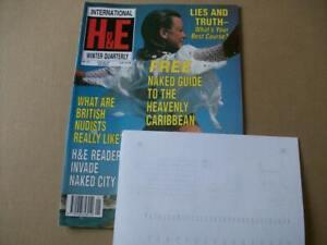 Health And Efficiency H&E magazine No 53