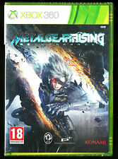 Metal Gear Rising: Revengeance Xbox 360 NEW game (Xbox One compatible)