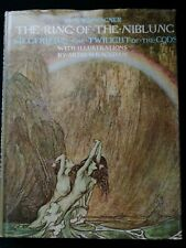 The Ring Of The Niblung. Siegfried & The Twilight Of The Gods. Wagner. Rackham.