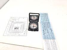 SILVA SYSTEM Precision Compass Forester Type 26 + UTM Grid Reader Topo Companion