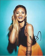 Alesha Dixon autograph - signed photo Britian's Got Talent