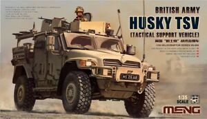 Meng 1/35 Husky TSV British Army (Tactical Support Vehicle) # VS-009