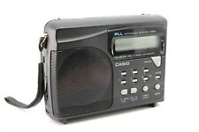 CASIO PR-100 PR100 Digital AM/FM Shortwave Portable Radio