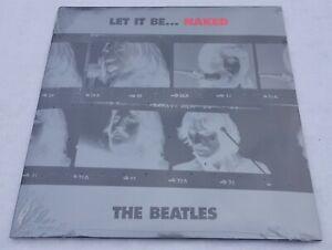 The Beatles – Let It Be... Naked (2003) Vinyl verschweißt