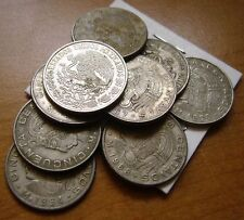 1964 to 1975 Mexico 50 Centavos Coin                  your choice of 2 from list