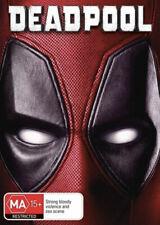Deadpool Dvd Ryan Reynolds Brand New Sealed! Region 4! FAST FREE POSTAGE!