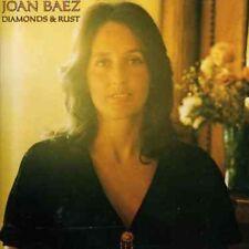 Joan Baez - Diamonds & Rust [New CD]