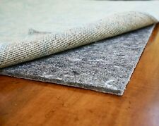 """RUGPADUSA - Dual Surface - 1/4"""" Thick - Felt + Rubber - Non-Slip Backing Rug Pad"""