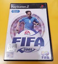Fifa 2001 GIOCO PS2 VERSIONE ITALIANA