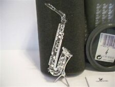 Swarovski Saxophone 211728 Mib Coa