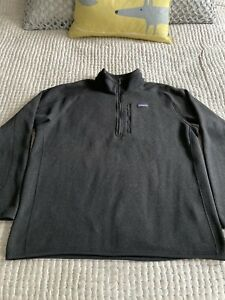 Patagonia Better Sweater 1/4 Zip Mens Fleece XXL