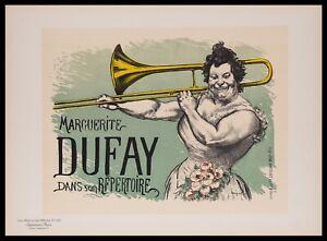 Original Lithograph by Louis Anquetin from Les Maitres de L'Affiche, Plate 150.