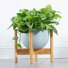 Wooden Plant Stand Flower Shelves Pot Planter Holder Display Outdoor Corner