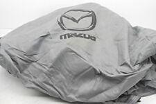 OEM Mazda 6 Car Cover Gray Part 0000-8J-H01