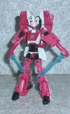 Transformers Animated ARCEE complete deluxe