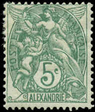 France Offices Abroad--Offices in Egypt--Alexandria Scott #20 Mint