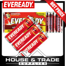 Eveready AA Batteries Heavy Duty Value 50 Pack 1015SW50