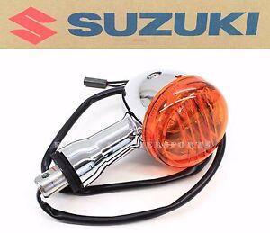 Left Rear Turn Signal LS650 Savage VS800 Intruder S40 S50 Suzuki (See Notes)K131