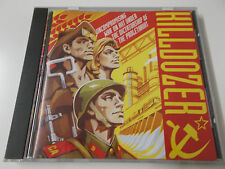 KILLDOZER - UNCOMPROMISING WAR ON ART ... - 1994 CD ALBUM (TOUCH AND GO LABEL)