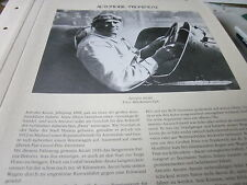 Internationales Automobil Archiv 3 Prominenz 3031a Antonio Ascari