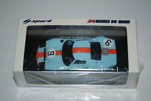 Spark 1:43 1968 Ford GT40 Le Mans 24 Hours Winner 43LM68