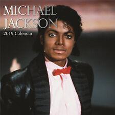 Michael Jackson - 2019 Premium Square Wall Calendar 16 Months New Year Xmas Gift