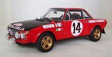 Lancia Fulvia 1.6HF Munari Winner Rally Monte Carlo #14 1972 AUTOart 1:18 87218