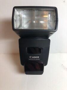 Canon Speedlite 420EX Shoe Mount TTL Flash Light for EOS DSLR Camera!