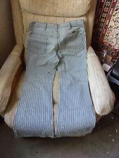 Vintage 1977 Wrangler snap-pocket jeans, unique on Internet, $115