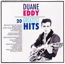 Duane Eddy - 20 Greatest Hits - CD