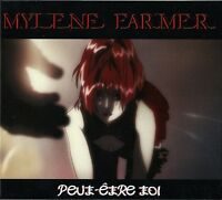 Mylène Farmer CD Single Peut-Être Toi - Limited Edition - France (M/M)