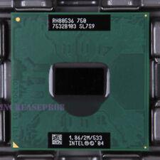 Intel Pentium M 750 SL7S9 CPU Processor 533 MHz 1.86 GHz