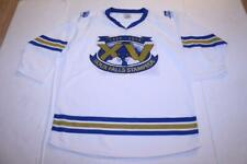 Youth Sioux Falls Stampede #15 YXL Promotional Hockey Jersey (White) Team Destro