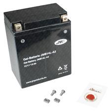 Gel Batterie wartungsfrei Aprilia Pegaso 650, Bj. 92-95, GA inkl. PFAND